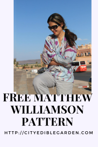 Free Matthew Williamson Pattern
